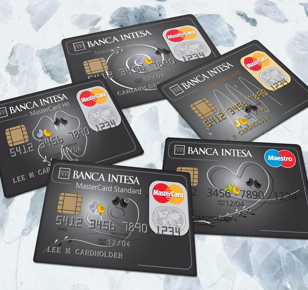 Payment cards dunjaportfolio under operation revive plastic created the five payment cards maestro mastercard hit mastercard standarad mastercard business i mastercard gold magicingreecefo Images