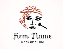 Logo Design Proposal – Make Up